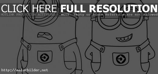 Målarbilder Minion 4